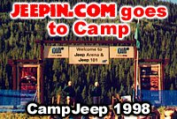 Camp Jeep 1998, Camp Hale, CO.