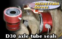 D30 axle tube seals