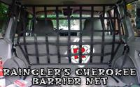 Raingler's XJ Barrier Net
