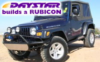 Daystar builds a 2004 Rubicon