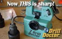 The Drill Doctor DD750