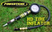 Powertank HD Tire inflator