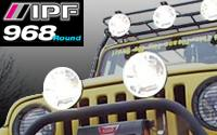IPF 968 off-road lights