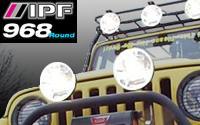IPF 968 off-road lights