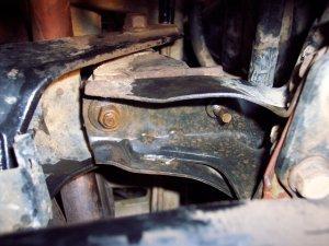 MORE Torsion Rubber Motor Mount