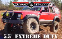 Rubicon Express 5.5″ Extreme Duty XJ kit