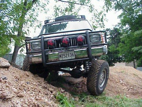 Jeepin Com 187 Justin Dubreuil S Xj