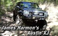 James Harmon's XJ
