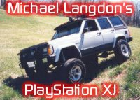 Michael Langdon's Playstation XJ