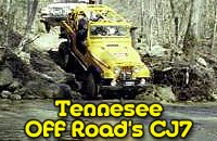 Tennessee Off Road's '77 CJ7