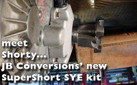 JB Conversions Super Short SYE kit