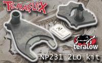 TeraFlex NP231 2LO kit