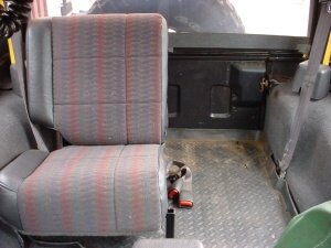 Jeepin Com 187 Twinseats Split Folding Rear Tj Seats