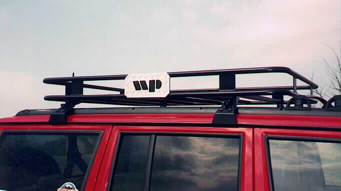 Jeepin Com 187 Warrior Products Xj Safari Rack