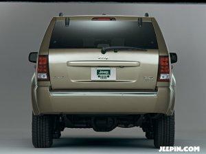 2005 Jeep WK Grand Cherokee