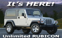 The Jeep Legend Continues with the 2005 Jeep Wrangler Unlimited Rubicon