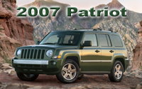The all-new 2007 Jeep Patriot