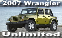 Jeep® Unveils First-ever Four-door Wrangler, the All-new 2007 Jeep Wrangler Unlimited