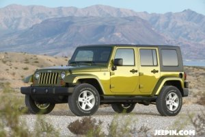 2007 Jeep Unlimited