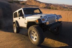 Jeep TJ Wrangler Diesel