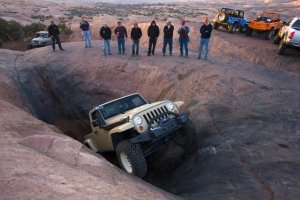 Jeep JK Wrangler JT