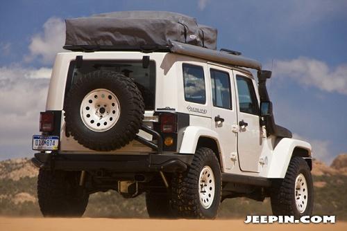 Jeepin Com 187 Mopar Underground Jeep Wrangler Overland