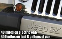Chrysler LLC shows off new Electric Concepts – Jeep EV