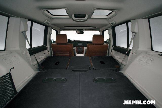 Jeepin com » 2006 Jeep Commander