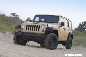 Jeep J8 Wrangler Unlimited