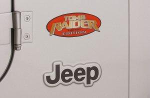 Jeepin com » Limited Edition Jeep Wrangler Rubicon Tomb Raider Model