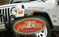 Limited Edition Jeep Wrangler Rubicon Tomb Raider Model