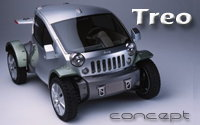 Jeep Treo Designers Look into the Future to Create Earth-Friendly