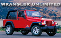 New Jeep Wrangler Unlimited Adds More Versatility to the Icon of the Brand