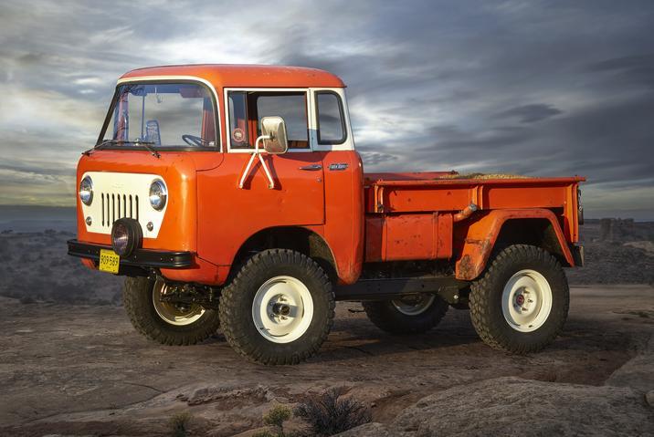EJS 2016 Concept: Jeep FC 150