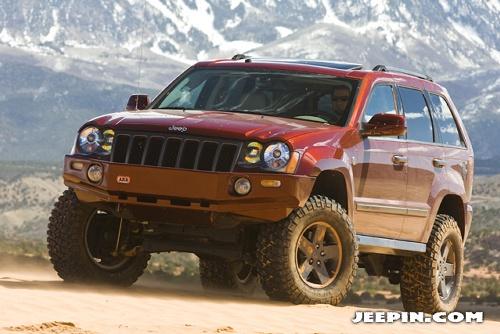 Jeepin Com 187 Mopar Underground Jeep Grand Canyon Ii